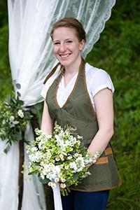 Svatební floristka Klára Uhlířová Brno